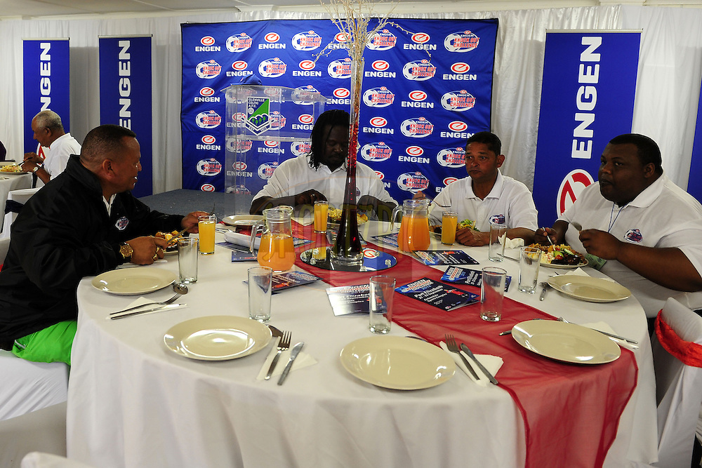 during the final day of the 2012 Engen Knockout Challenge held at Port Elizabeth in the Eastern Cape, South Africa on the 23rd September 2012..Photo by Iky/SPORTZPICS