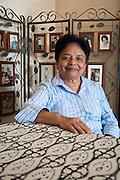 Margarita Vázquez.<br /> Desde el 2006 académica de número de la academia Panameña de la Lengua. Profesora titular de la Universidad de Panamá y coordinadora de cultura de la Facultad de Humanidades. Es además, miembro de la dirección de la cátedra Juan Bosch de la Enciclopedia Virtual en Caribe en Panamá. ©VictoriaMurillo/ismophoto.com