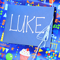 Luke Geiman 4th Birthday Party