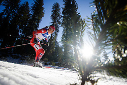 Emil Hegle Svendsen (NOR) during Men 15 km Mass Start at day 4 of IBU Biathlon World Cup 2015/16 Pokljuka, on December 20, 2015 in Rudno polje, Pokljuka, Slovenia. Photo by Ziga Zupan / Sportida