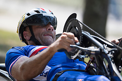 FRANEK David, FRA, H3, Cycling, Time-Trial at Rio 2016 Paralympic Games, Brazil