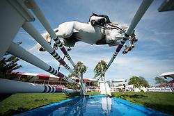 Scherer Rodolphe, (FRA), Makara de Montiege<br /> CCI4* - Mitsubishi Motors Badminton Horse Trials 2016<br /> © Hippo Foto - Jon Stroud