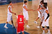 DESCRIZIONE : Bormio Raduno Collegiale Nazionale Maschile Amichevole Italia Polonia <br /> GIOCATORE : Team Italia <br /> SQUADRA : Nazionale Italia Uomini Italy <br /> EVENTO : Raduno Collegiale Nazionale Maschile <br /> GARA : Italia Polonia Italy Polonia <br /> DATA : 29/07/2008 <br /> CATEGORIA : Esultanza <br /> SPORT : Pallacanestro <br /> AUTORE : Agenzia Ciamillo-Castoria/S.Silvestri <br /> Galleria : Fip Nazionali 2008 <br /> Fotonotizia : Bormio Raduno Collegiale Nazionale Maschile Amichevole Italia Polonia <br /> Predefinita :