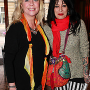 NLD/Amsterdam/20130404- Presentatie kledinglijn Rock & Roll Junkie van Lola Brood, Manuela Kemp en Louise Schiffmacher - van Teylingen
