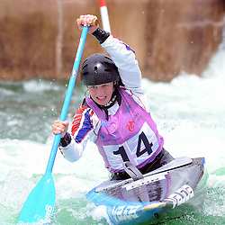 2013 Canoe Slalom World Cup Series | Cardiff | 22 June 2013