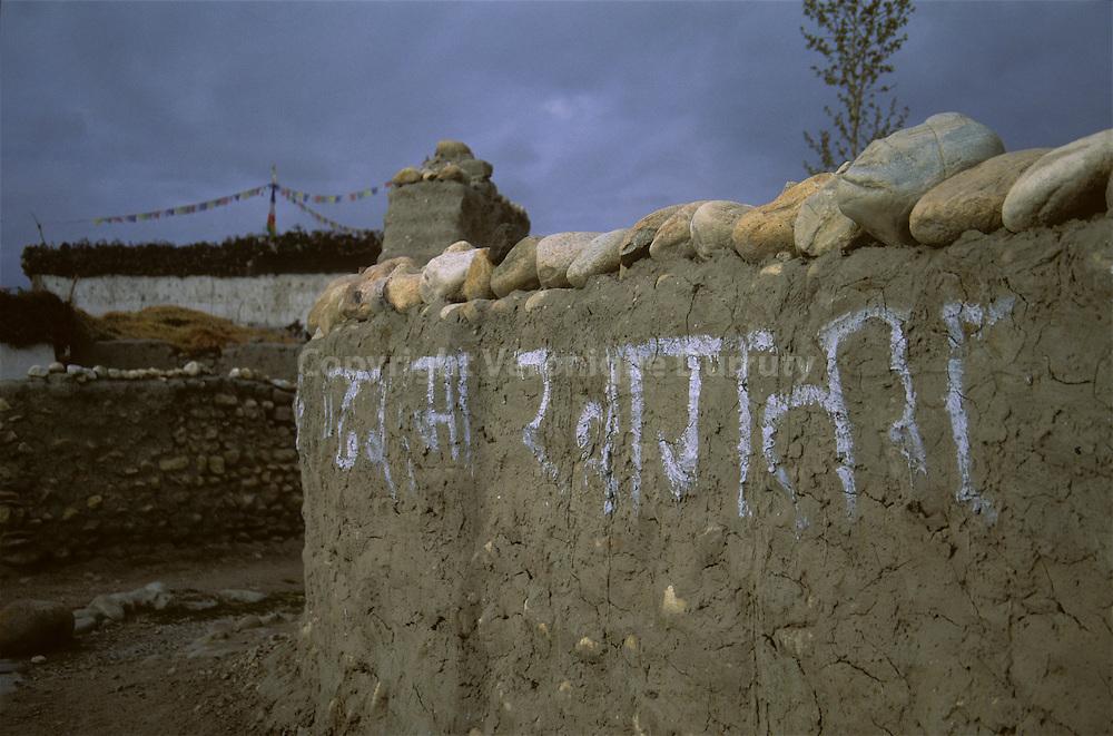 Tsarang is alos written, Tcharang.Mustang, the Forbidden Kingdom