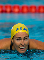 Therese Alshammar of Sweden during the Women's 50m Butterfly Heats during the 13th FINA World Championships Roma 2009, on July 31, 2009, at the Stadio del Nuoto,  in Foro Italico, Rome, Italy. (Photo by Vid Ponikvar / Sportida)