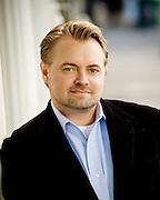 Business Portrait of Thomas Jensen  for Verde Financial Services