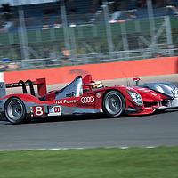 #8 Audi R15 TDI - Audi Sport Team Joest (Drivers - Timo Bernhard and Rinaldo Capello) LMP1, Le Mans Series Silverstone 1000KM 2010