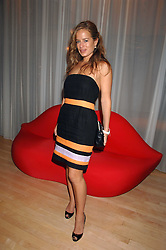 JADE JAGGER at a party to celebrate the launch of the Suka restaurant at the Sanderson Hotel, berners Street, London on 15th March 2007.<br /><br />NON EXCLUSIVE - WORLD RIGHTS