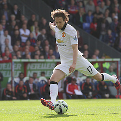 Crystal Palace v Manchester United | Premier League | 9 May 2015