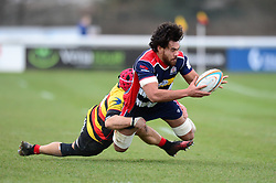 Steven Luatua of Bristol Rugby - Mandatory by-line: Dougie Allward/JMP - 30/12/2017 - RUGBY - The Athletic Ground - Richmond, England - Richmond v Bristol Rugby - Greene King IPA Championship