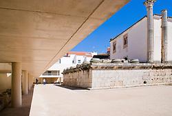 Templo Diana. Merida. Jose Mª Sanchez Garcia Architect