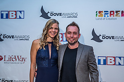 October 11, 2016 - Nashville, Tennessee, USA - We Are Messengers at the 47th Annual GMA Dove Awards  in Nashville, TN at Allen Arena on the campus of Lipscomb University.  The GMA Dove Awards is an awards show produced by the Gospel Music Association. (Credit Image: © Jason Walle via ZUMA Wire)