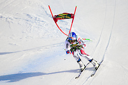 March 9, 2019 - Kranjska Gora, Kranjska Gora, Slovenia - Alexis Pinturault of France in action during Audi FIS Ski World Cup Vitranc on March 8, 2019 in Kranjska Gora, Slovenia. (Credit Image: © Rok Rakun/Pacific Press via ZUMA Wire)