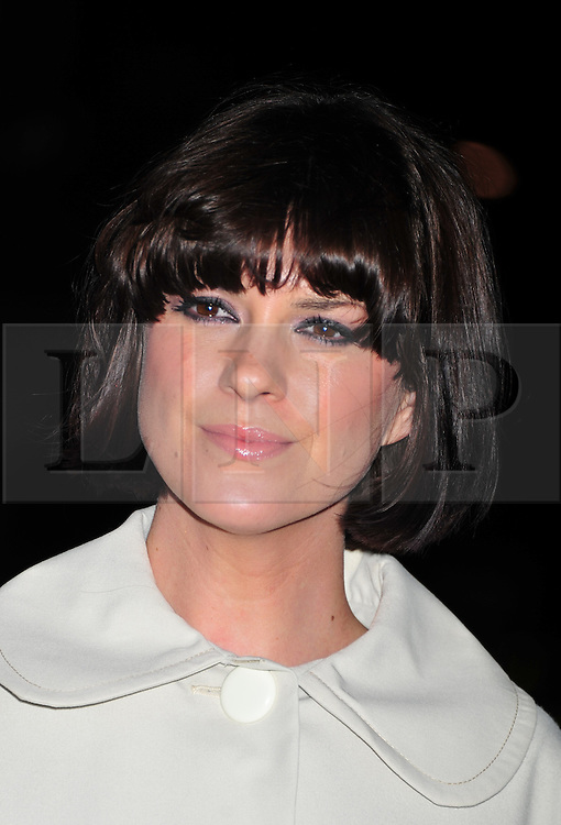 © Licensed to London News Pictures. 18/01/2012. London, England. Dawn Porter attends the Daily Mail Inspirational Women awards 2012 at the Marriot Grosvenor Hotel London  Photo credit : ALAN ROXBOROUGH/LNP