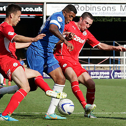 Peterborough United v Crawley Town