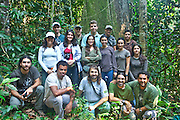 Parauapebas_PA, Brasil...Programa de Conservacao do Gaviao Real  (Harpia harpyja) na Floresta Nacional de Carajas, Para. Retrato dos envolvidos no projeto...Preservation Program of the Harpy Eagle (Harpy harpyja) at the National Forest of Carajas, Para. Portrait of people involved in the project...Foto: JOAO MARCOS ROSA / NITRO