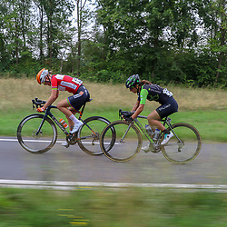 29-08-2018: Wielrennen: Ladies Tour: Nijmegen <br /> Amalie Diedriksen