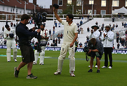 September 11, 2018 - London, Greater London, United Kingdom - during International Specsavers Test Series 5th Test match Day Five  between England and India at Kia Oval  Ground, London, England on 11 Sept 2018. (Credit Image: © Action Foto Sport/NurPhoto/ZUMA Press)