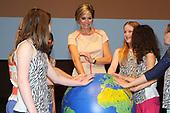 Koningin Maxima opent ECSITE-congres