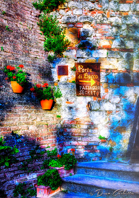 &ldquo;Port of Bacchus secret passage Montepulciano&rdquo;&hellip;<br />