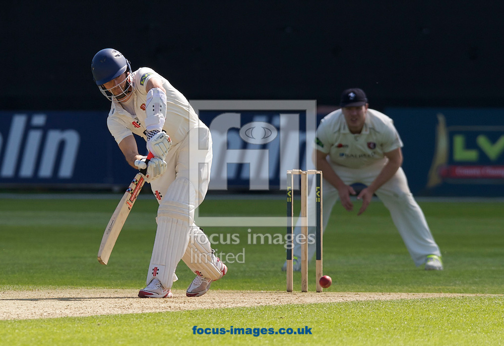 Picture by Alan Stanford/Focus Images Ltd +44 7915 056117.25/05/2013.Batsman Ben Foakes of Essex County Cricket Club during the LV County Championship Div Two match at the County Ground, Chelmsford, Chelmsford.