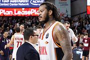 Jefferson Davon<br /> Umana Reyer Venezia vs Virtus Roma<br /> Legabasket SerieA 2019-2020<br /> Venezia (VE), 26/12/2019<br /> Foto  Ciamillo-Castoria <br /> Delusione