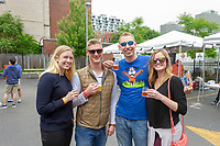 The 5th annual Hyde Park Brew Fest was held Saturday and Sunday, June 5th and 6th, 2018. Participants were treated to a day of music and beer tastings from local breweries with a headline performance by the legendary D.J. Jazzy Jeff. The event was sponsored by the Kimbark Beverage Shoppe, the Hyde Park Chamber of Commerce, Courvosoier and Effen.<br /> <br /> 0080 &ndash; (l to r) Holly Schumacher, Bob Erikson, Adam Knack and Amanda Knack<br /> <br /> Please 'Like' &quot;Spencer Bibbs Photography&quot; on Facebook.<br /> <br /> Please leave a review for Spencer Bibbs Photography on Yelp.<br /> <br /> Please check me out on Twitter under Spencer Bibbs Photography.<br /> <br /> All rights to this photo are owned by Spencer Bibbs of Spencer Bibbs Photography and may only be used in any way shape or form, whole or in part with written permission by the owner of the photo, Spencer Bibbs.<br /> <br /> For all of your photography needs, please contact Spencer Bibbs at 773-895-4744. I can also be reached in the following ways:<br /> <br /> Website &ndash; www.spbdigitalconcepts.photoshelter.com<br /> <br /> Text - Text &ldquo;Spencer Bibbs&rdquo; to 72727<br /> <br /> Email &ndash; spencerbibbsphotography@yahoo.com<br /> <br /> #killyourcity #citykillerz #illgramers #way2ill #agameoftones #urbex #createexplore #exploretocreate #streetactivityteam #streetdreamsmag #neverstopexploring #featuremeinstagood #igersone #shoot2kill #streetshared #streetmobs #urbanphotography #streetphotography #streetexploration #urbanandstreet #imaginatones #streettogether #streetmagazine #streetmobs #peopleinsquare #moodygrams #illgrammers #instamagazine #twgrammers #shotaroundmag #illkillers #killergrams #superhubs #urbanromantix #livefolk #shotaward #_heater #yngkillers #shotzdelight #1stinstinct  #heatercentral <br /> #agameoftones #ig_masterpiece #ig_exquisite #ig_shotz #global_hotshotz #superhubs #main_vision #master_shots #exclusive_shots #hubs_united #jaw_dropping_shotz #worldshotz #theworldshotz #pixel_ig #photographyislifee #photographyislife #photographysouls #photographyeveryday #photographylover #worldbestgram #iglobal_photographers #ig_g