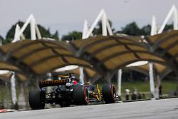 September 30, 2017 - Sepang, Malaysia - Motorsports: FIA Formula One World Championship 2017, Grand Prix of Malaysia, ..#27 Nico Hulkenberg (GER, Renault Sport F1 Team) (Credit Image: © Hoch Zwei via ZUMA Wire)