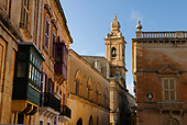 Malta-Mdina, the silent capital