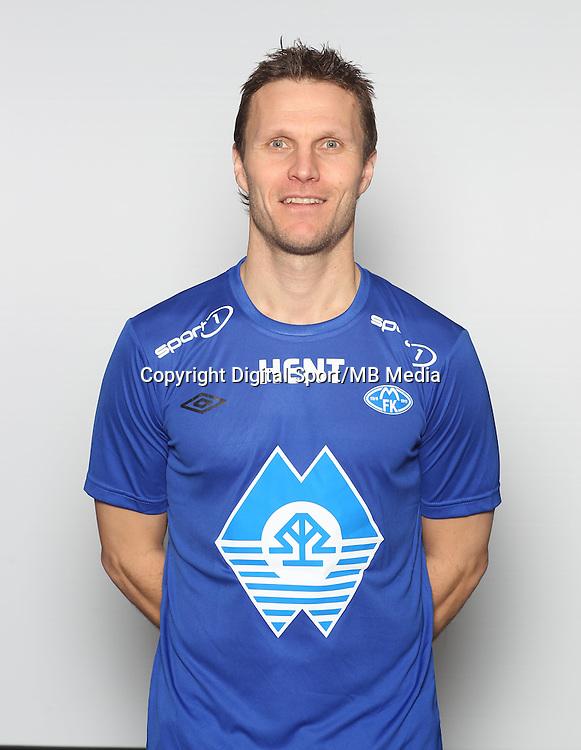 Fotball , Tippeligaen 2013 , Elitesereien<br /> , portrett , portretter<br /> Molde<br /> <br /> Daniel Berg Hestad