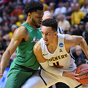 NCAA Tournament First Round - Wichita State vs. Marshall
