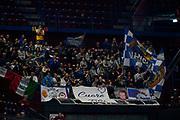 Tifosi Vanoli Cremona <br /> A X Armani Exchange Olimpia Milano - Vanoli Cremona <br /> Basket Serie A LBA 2019/2020<br /> Milano 09 February 2020<br /> Foto Mattia Ozbot / Ciamillo-Castoria