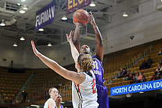 WG8 - Western Carolina vs Davidson