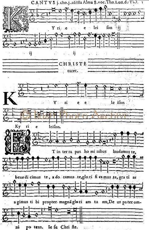 Missa Alma Redemptoris by Luis de Victoria