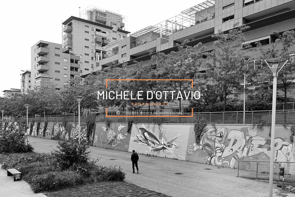 Quartiere Spina 3, Torino 2016