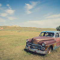 okd dodge abandon on montana prairie