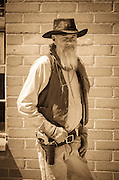 Cowboy, Tombstone, Arizona USA
