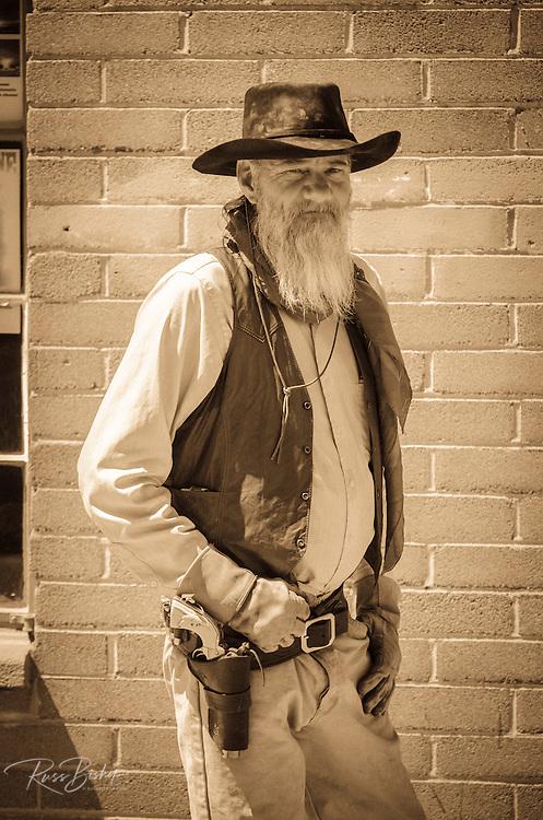 Cowboy, Tombstone, Arizona USA
