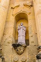 Sculptures, Iglesia de la Merced; Casco Viejo, Panama