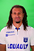 Mickael Tacalfred of Auxerre
