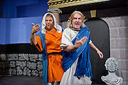 Something Funny Happened on the Way to the Forum