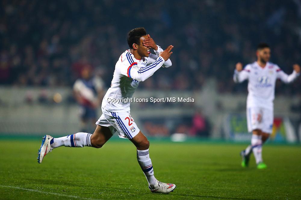 Joie Corentin Tolisso - 21.12.2014 - Bordeaux / Lyon - 19eme journee de Ligue 1 -<br />Photo : Manuel Blondeau / Icon Sport