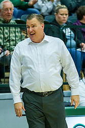 BLOOMINGTON, IL - November 12: Ron Rose during a college basketball game between the IWU Titans  and the Blackburn Beavers on November 12 2019 at Shirk Center in Bloomington, IL. (Photo by Alan Look)