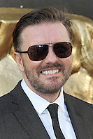 LONDON - MAY 27: Ricky Gervais attends the Arqiva British Academy Television Awards at the Royal Festival Hall, London, UK. May 27, 2012. (Photo by Richard Goldschmidt)