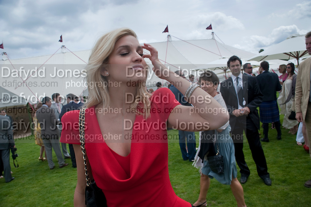 ASHLEY ROBERTS,  ( OF THE PUSSY CAT DOLLS ) Cartier International Polo Day at the Guards Polo Club. Windsor. July 26  2009