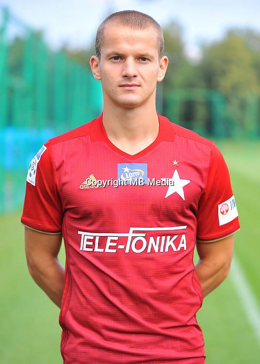 2016.08.03 Myslenice <br /> Pilka nozna Lotto Ekstraklasa sezon 2016/2017<br /> Sesja zdjeciowa Wisla Krakow <br /> N/z Tomasz Cywka<br /> Foto Rafal Rusek / PressFocus<br /> <br /> 2016.08.03 Myslenice <br /> Football Polish Lotto Ekstraklasa season 2016/2017<br /> Sesja zdjeciowa Wisla Krakow <br /> Tomasz Cywka<br /> Credit: Rafal Rusek / PressFocus