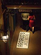 University of Washington Neurosurgeons reunion reception at Arnaud's Restaurant in New Orleans