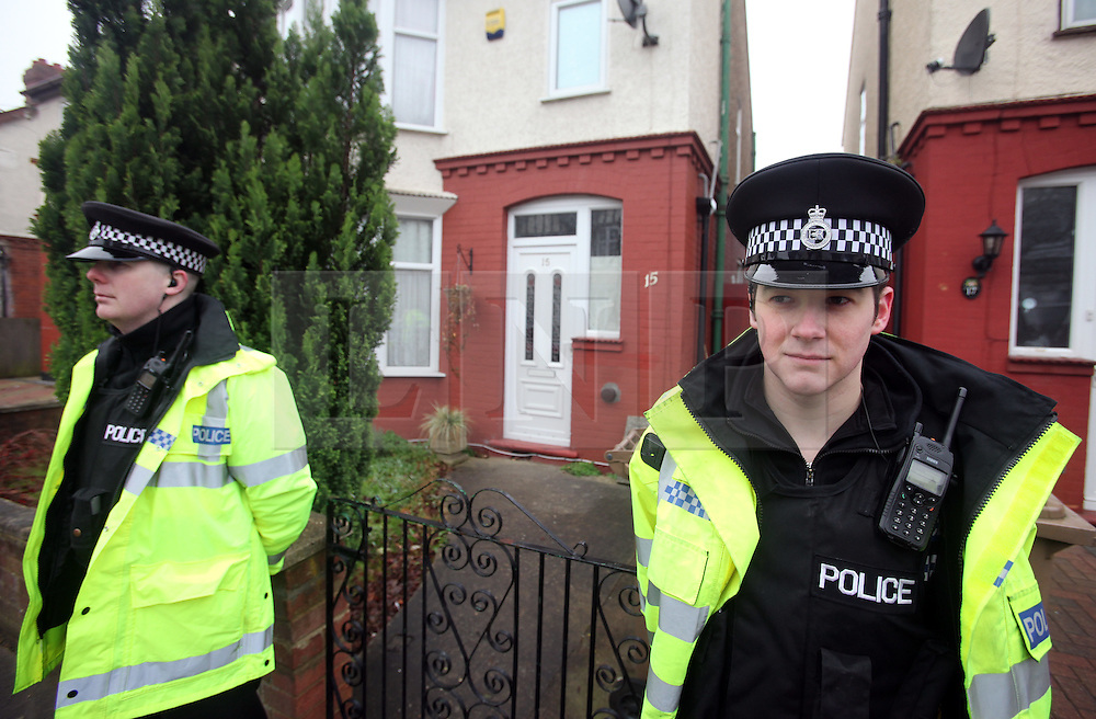 © under license to London News Pictures.  13/12/2010.15 Argyle Street in Luton Bedfordshire. The former home of Taimour al-Abdaly, 28, a suicide  bomber who exploded bombs in Stockholm Sweden over the weekend. Picture Credit should read: London News Pictures